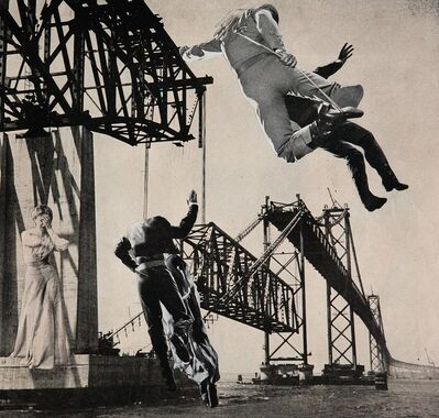 Toshiko Okanoue, 'Full of Life', 1954
