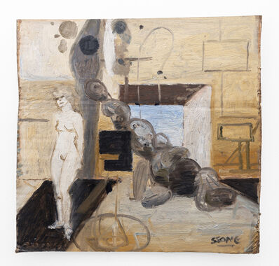 Simon Stone, 'Temple Nude', 2019