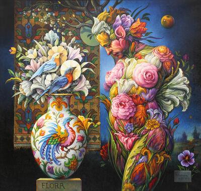 Guy Robinson, 'Flora', 2014