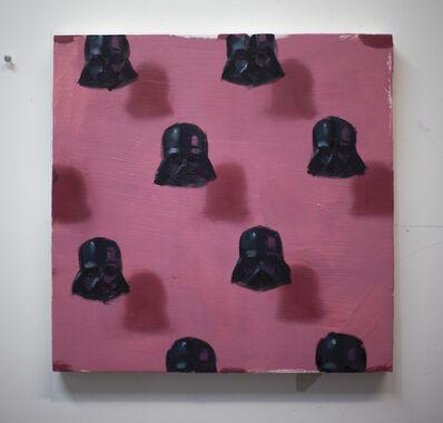Dan Pelonis, 'Vaders on pink', 2019