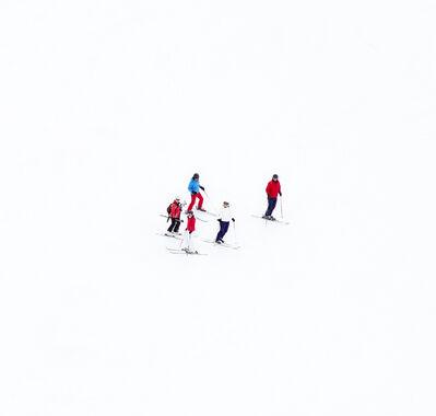 Joshua Jensen-Nagle, 'Zermatt Skiers', 2018