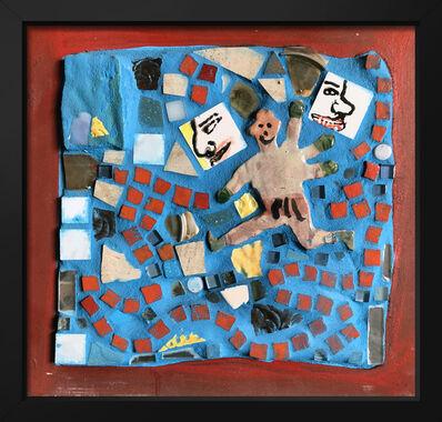 Isaiah Zagar, 'Smiling Isaiah ', 2018