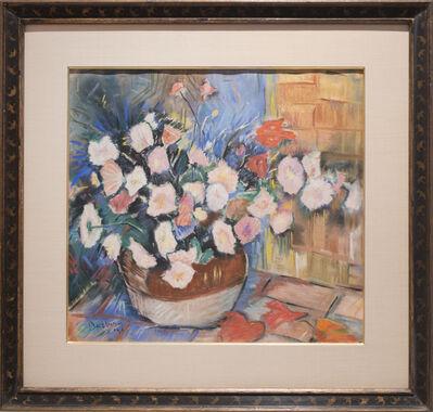 Andrew Dasburg, 'Flowers in a vase', 1934