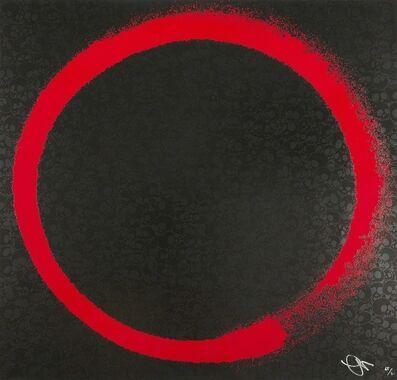 Takashi Murakami, 'Enso Earthly Desires', 2015