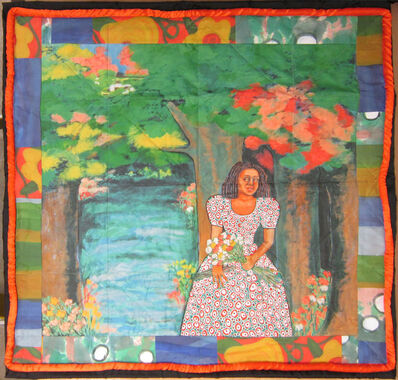 Faith Ringgold, 'Listen to the Trees', 2012