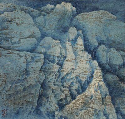 Wang Mansheng 王满晟, 'Among the Rocks and Caves', 2019