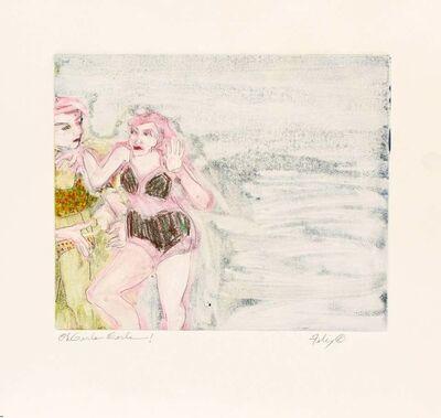 Jackie Felix, 'Oh Girls Girls!', ca. 1990