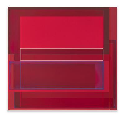 Patrick Wilson, 'Dead Red', 2018