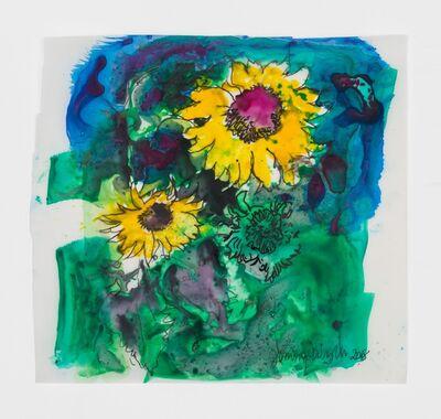 Jimmy Wright, 'Sunflower No. 6', 2018