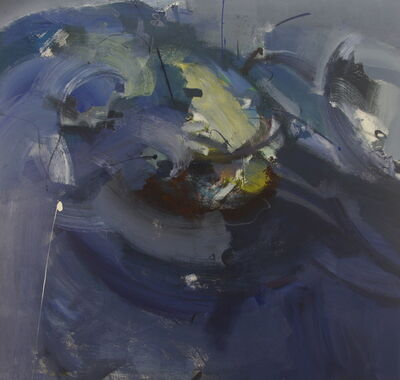 Ilir Zefi, 'September Blue', 2013