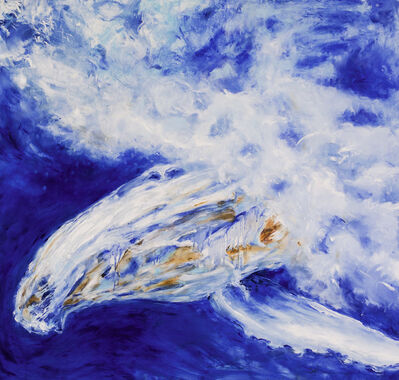 Betty Jo Costanzo, 'Living Oceans, Humpback 1 ', 2020
