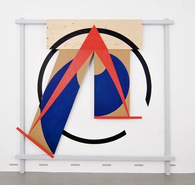 Michael Kidner, 'SPLIT SPHERE ', 1992