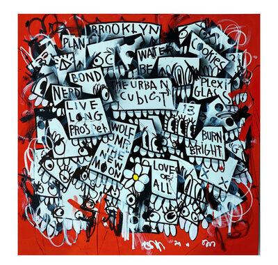 FLORE, 'The Urban Cubist ', 2019