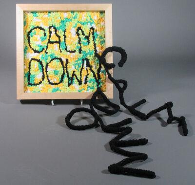 Danielle Hogan, 'Calm Down', 2019