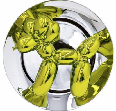 Jeff Koons, 'Balloon Dog - Yellow ', 2015