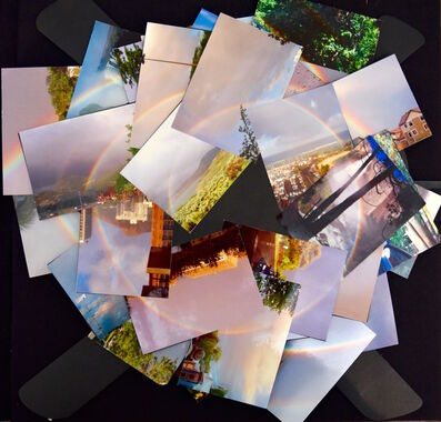 Peter Coffin, 'Untitled (Spiral, Pop-Up Photo Album)', 2006