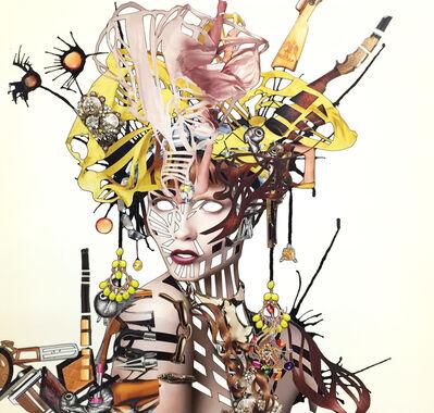 Debra Hampton, 'Nostalgic Head Huntress', 2014