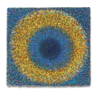 Richard Pousette-Dart, 'Center into the Heart', 1969