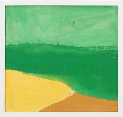 Helen Frankenthaler, 'Untitled', 1973