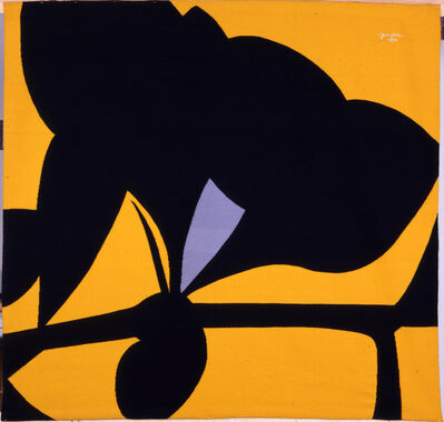 Jan Yoors, 'Yellow Tantra', 1977