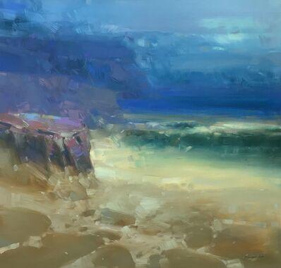 Vahe Yeremyan, 'Stormy Ocean', 2019