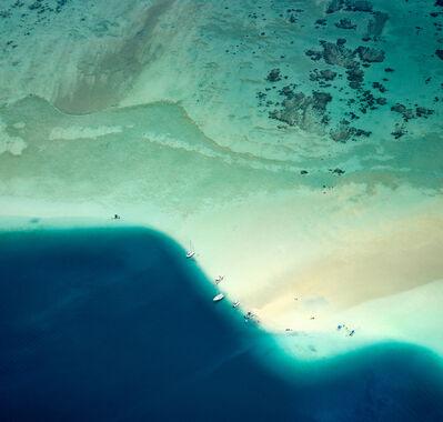 Joshua Jensen-Nagle, 'Kaneohe Sandbar II', 2016