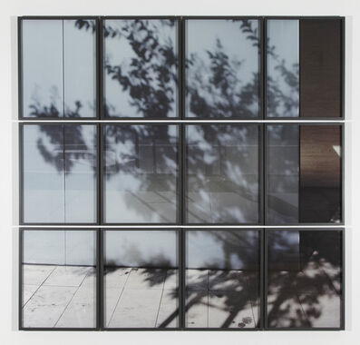 Sabine Hornig, 'untitled (shadow)', 2012
