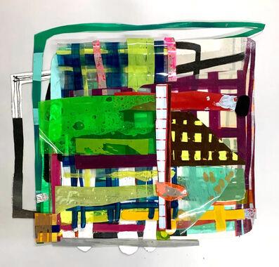 Ivelisse Jiménez, 'Archive of errors #3', 2021