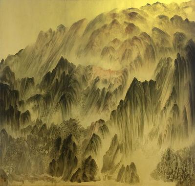 Xu Longsen, 'Lotus Peak', 2013