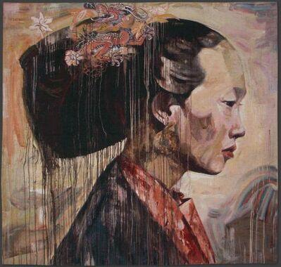 Hung Liu, 'Profile II', 2011