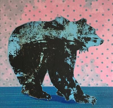 Christopher Griffin, 'Pink Bear III', 2018