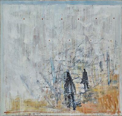 Cesare Lucchini, 'Dove vanno?', 2017