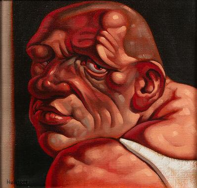 Peter Howson, 'Me Again', 1992-93