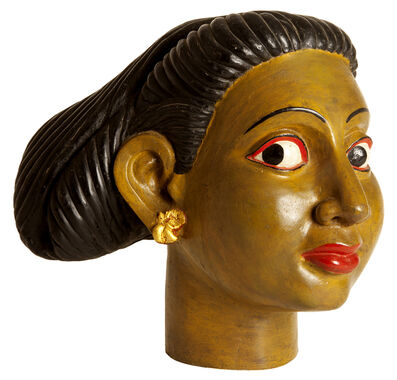 Ravinder Reddy, 'Head', 1995