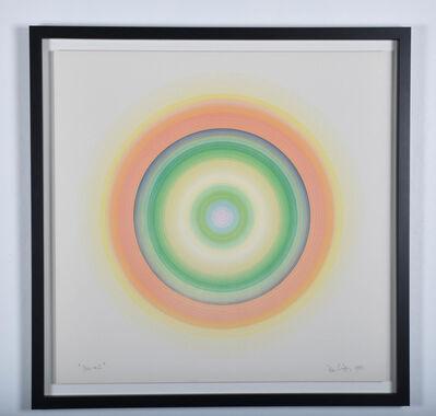 Peter Sedgley, 'Disc No. 2', 1983