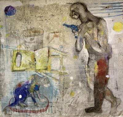 Sadikou Oukpedjo, 'Transition', 2019