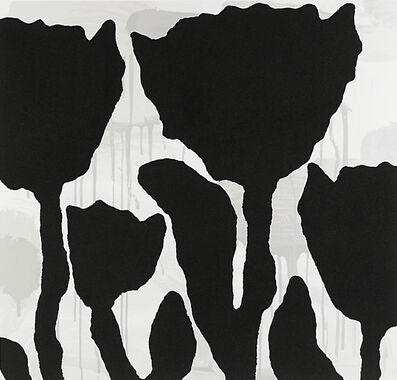 Donald Baechler, 'Flower Study 3', 2009
