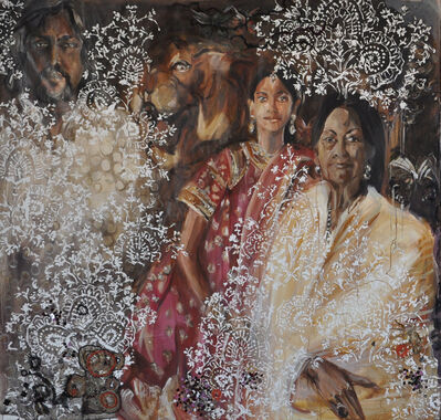 Marion Colomer, 'Hyderabad family part 1', 2009