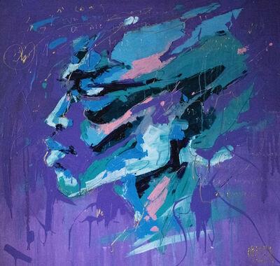 Felipe Frizon, 'Adeola - A coroa tem honr 02', 2019