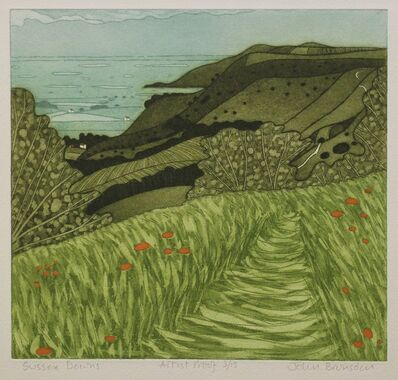 John Brunsdon, 'Sussex Downs'
