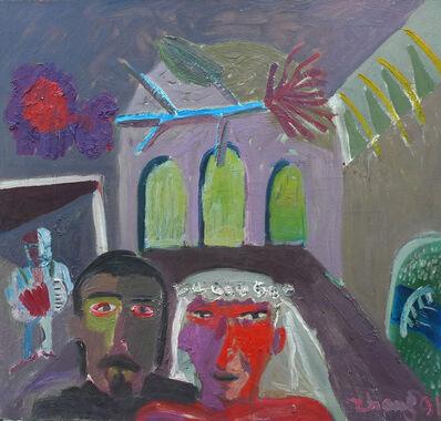 Zhang Yongxu, 'To be Continue', 1990