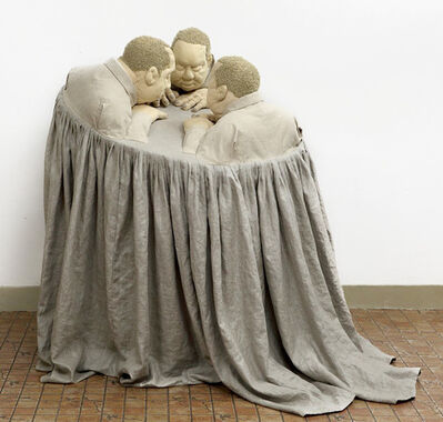 Ji Wenyu & Zhu Weibing, 'Time to Make Plans (现在该拿出方案了)', 2012