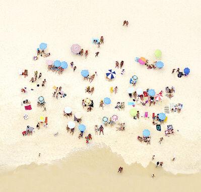 Joshua Jensen-Nagle, 'Sunbathers of Copacabana III'