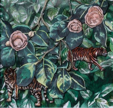 Adele van Heerden, 'Tigris Botanica', 2018