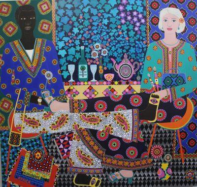 Carla Kranendonk, 'Couple in Balance', 2020
