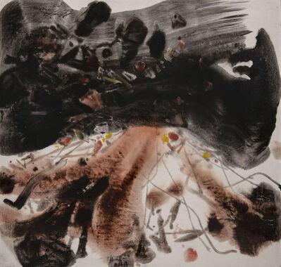 Chu Teh-Chun, 'C3', 2002