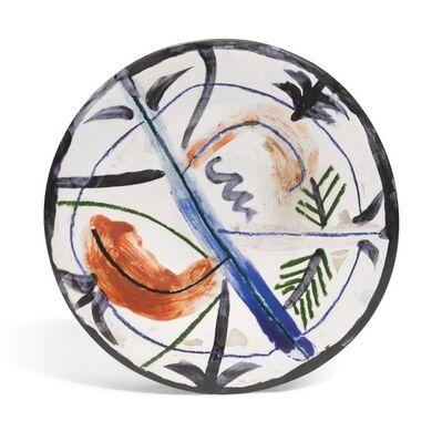 Pablo Picasso, 'Décor informel XVI', 1963
