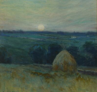 Charles Warren Eaton, 'The Haystack', ca. 1900