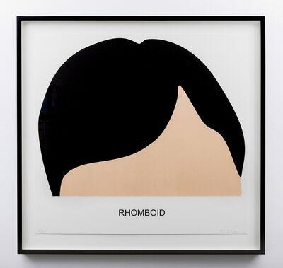 John Baldessari, 'Rhomboid', 2016