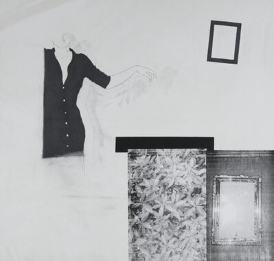 Julião Sarmento, 'The Real Thing (2)', 2010